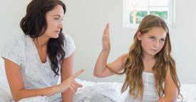 Cómo gestionar la autoridad frente al hijo