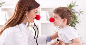 Cómo preparar al niño para la visita al pediatra