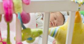 Cómo proteger al bebé de los cambios de temperatura