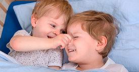 Consejos para educar a niños mellizos o gemelos