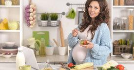 Dietas durante el embarazo