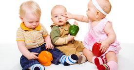 Distinguir el carácter de tu bebé