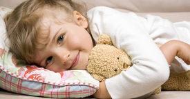 Echarse la siesta, muy importante para los niños