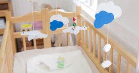El método William Sears para enseñar a dormir al bebé