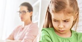 ¿Es bueno reñir a un hijo cuando hace algo mal?