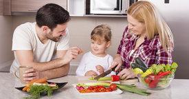 ¿Es peligrosa la dieta vegana o vegetariana para los niños?