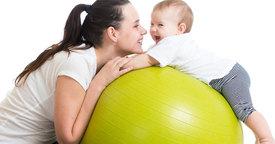 Gimnasia para bebés