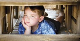 Identificación y tratamiento de la depresión infantil