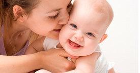 Juegos para estimular la risa del bebé