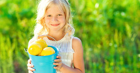 La Cromoterapia como base de la alimentación infantil