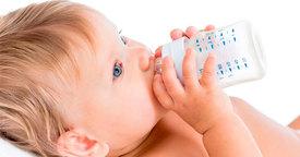 La fórmula a base de soja en la alimentación de los bebés