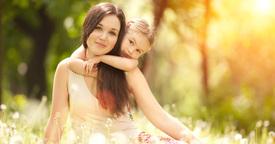 Las mil y una formas de dar cariño a tus hijos
