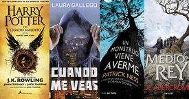 Los 5 mejores libros juveniles del 2017