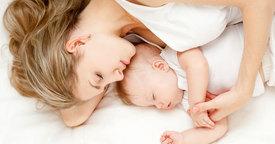 Nanas para ayudar a tu bebé a dormir