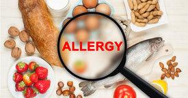 Principales alergias alimentarias en los niños
