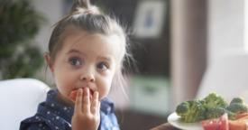 Principales errores en la alimentación de un niño