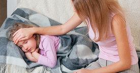 Remedios naturales para bajar la fiebre de los niños