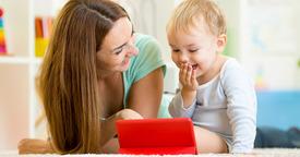Scrapbook, la App para compartir las fotos de nuestros hijos