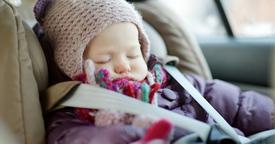 Seguridad del bebé en el coche: normas a tener en cuenta