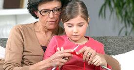 Tejer, una actividad divertida para niños y niñas