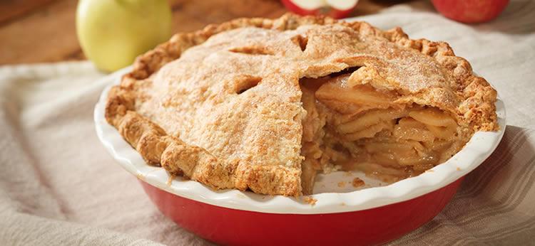 Tarta de manzana americana recetas de tartas en - Blog de postres faciles ...