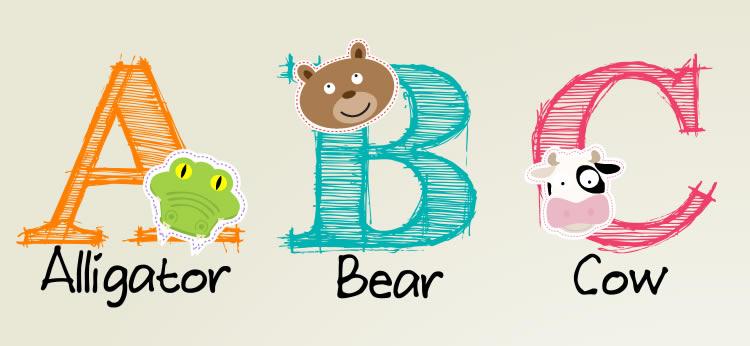 Los Animales En Inglés Tests Educativos 1 En Dibujosnet